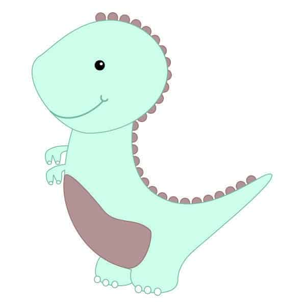 dinosaur svg