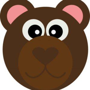 teddy bear svg