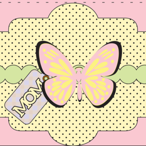 Mothers Day SVG Card