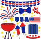 Fourth-of-July-SVG