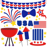 Fourth-of-July-SVG