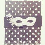 masquerade mask card svg