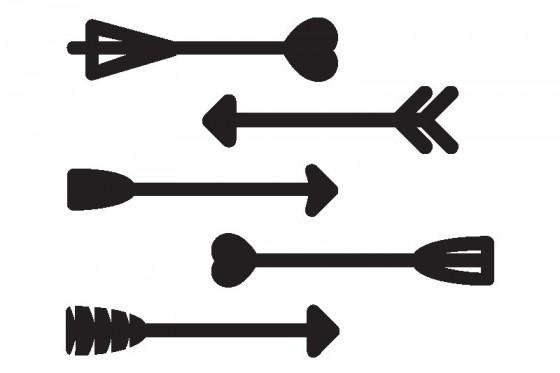 free arrow svg file