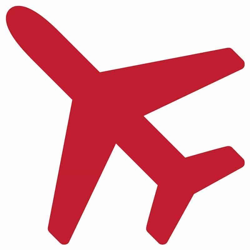 free airplane svg