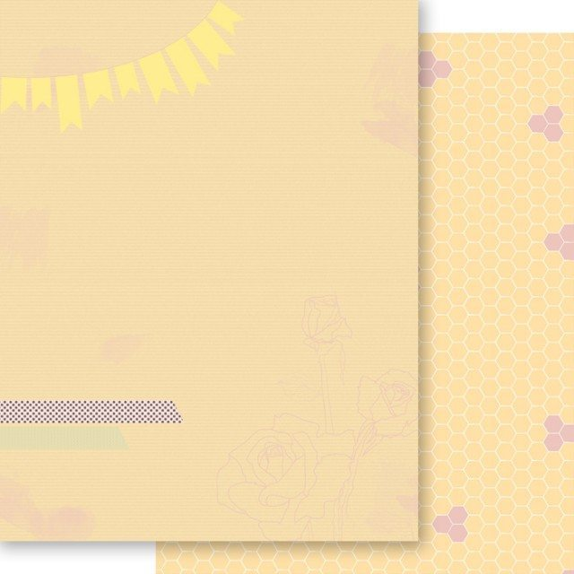 Free digital easter scrapbook paper