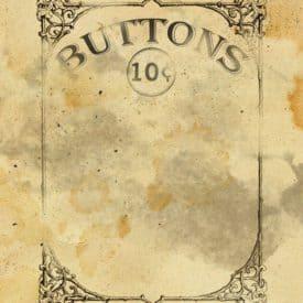 printable vintage button card