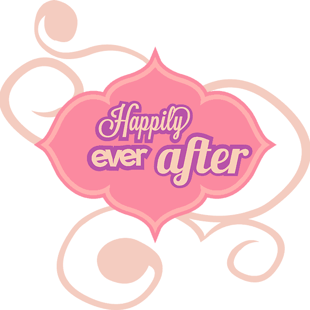 Free happily Ever After SVG Cutting File | LovePaperCrafts.com