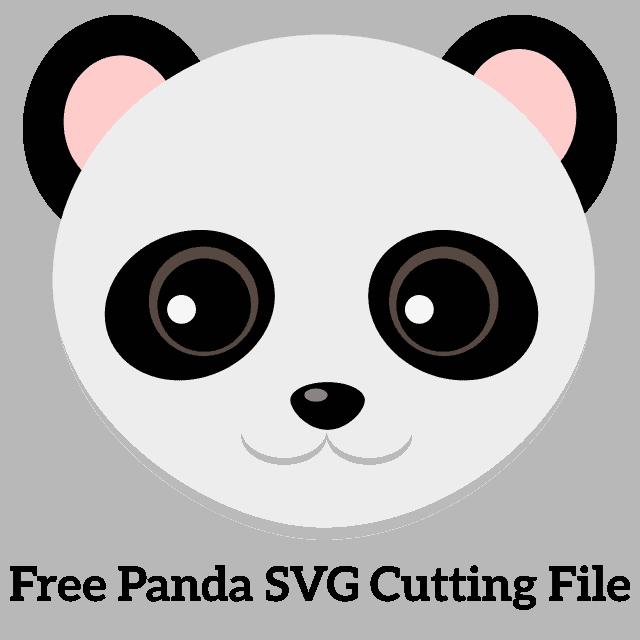 free panda svg