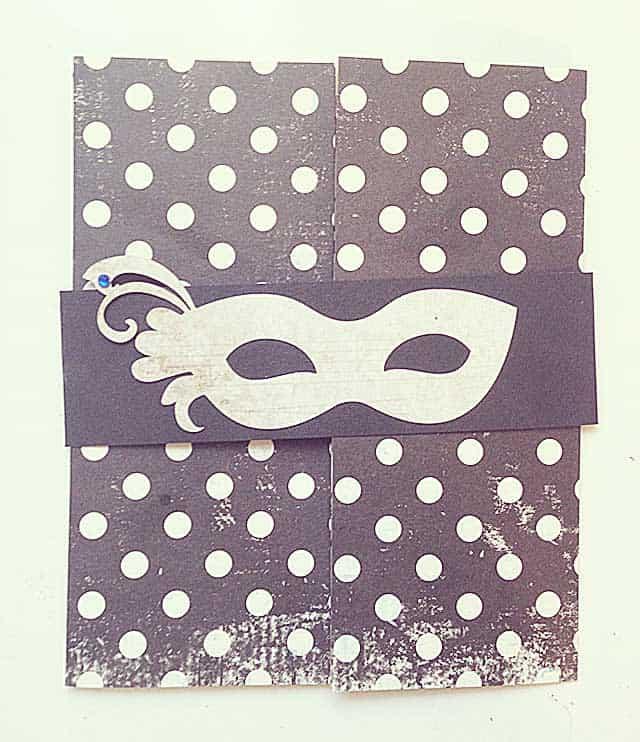 Free Masquerade Mask Svg