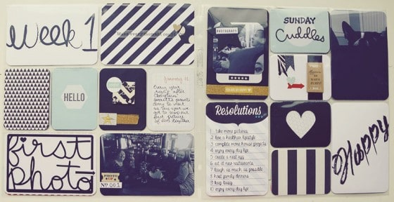 Project-Life-Layout-Week-1