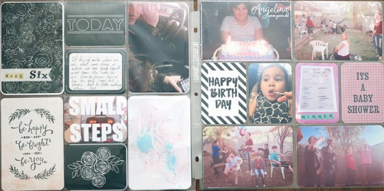 brithday-project-life-layout