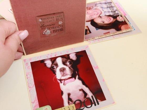 mini-album-decorated-pages