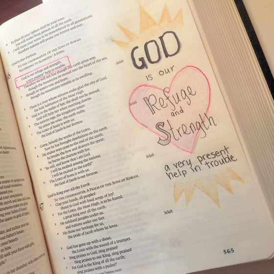 bible-art-journaling