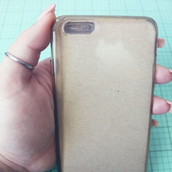 Phone Case Tutorial