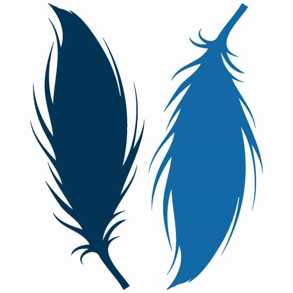 Free Feather SVG