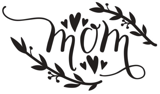 Free Mom SVG | LovePaperCrafts.com