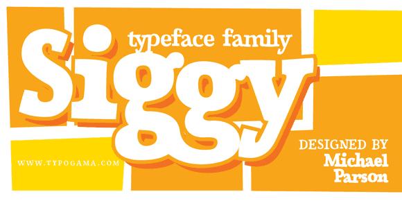 Siggy Cuttable Font | LovePaperCrafts.com