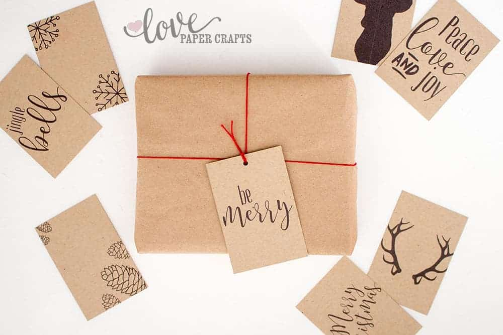 Free Printable Tags | LovePaperCrafts.com