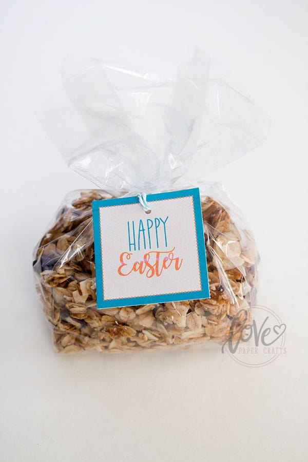 Free Printable Easter Gift Tags will look awesome on my Easter gift bags.