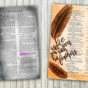 Digital Bible Journaling Examples and Inspiration