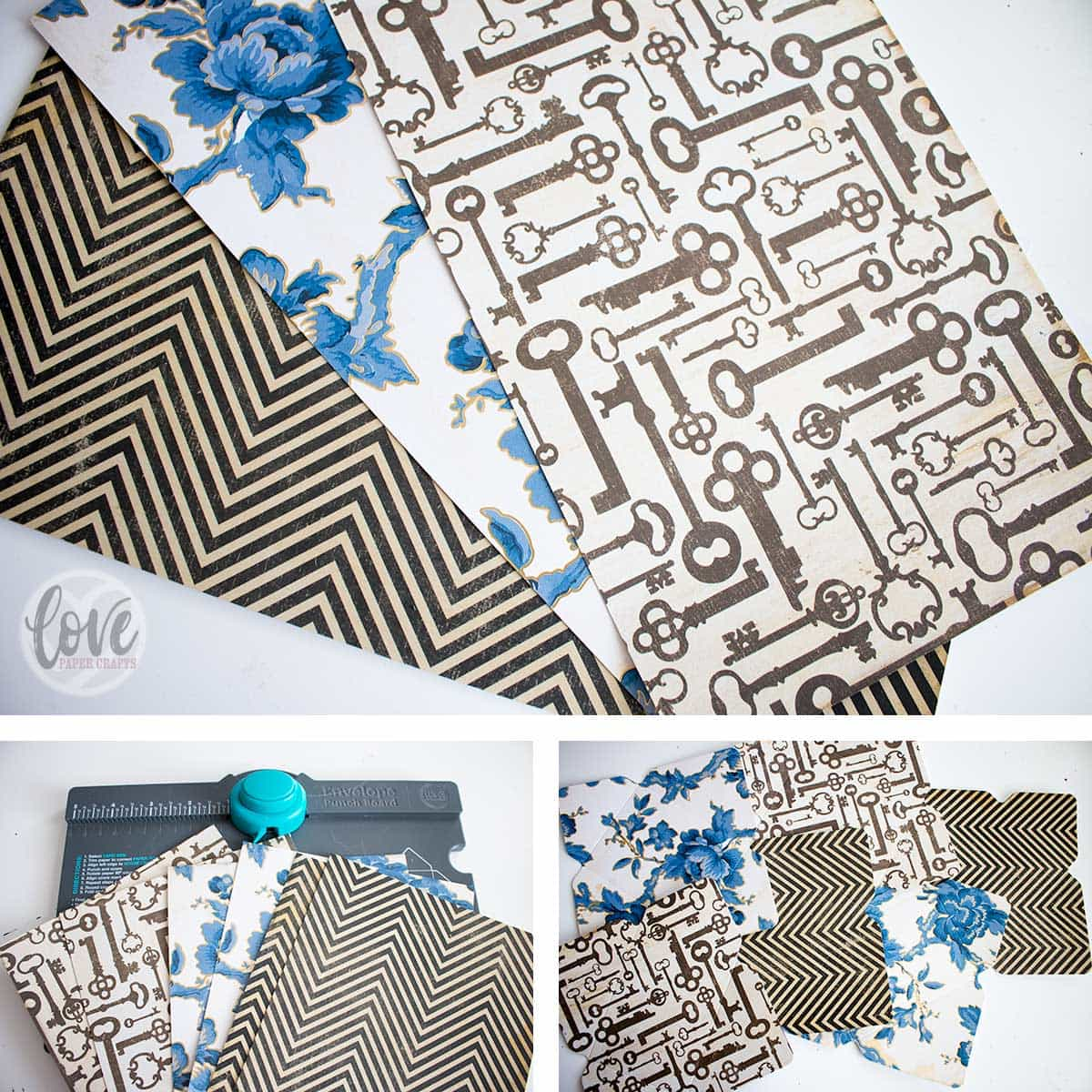 What to Do With Extra Scrapbooking Paper