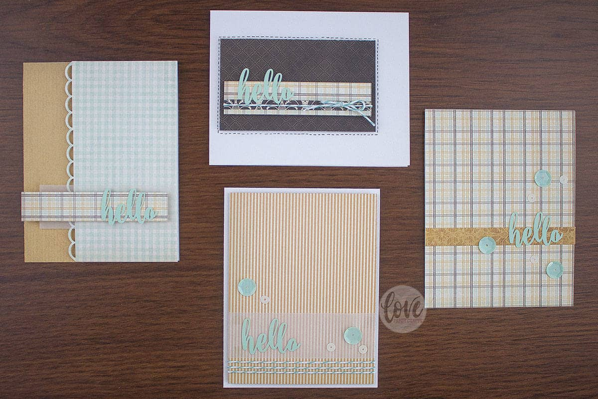 4 Easy Diy Greeting Cards You Can Make From Paper Scraps Perfect