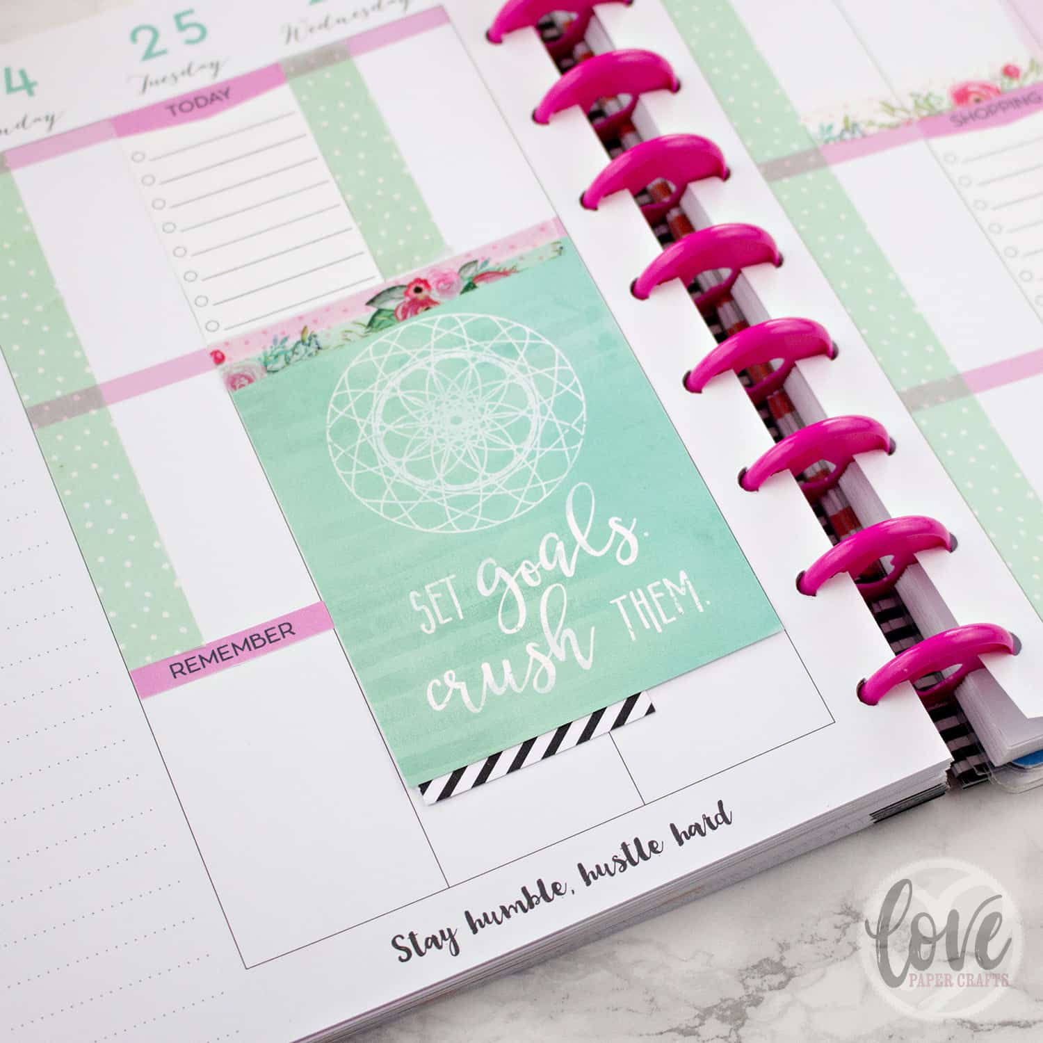 Free Printable Motivational Journaling Cards