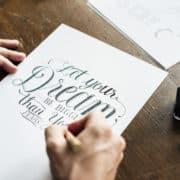 Best books for learning hand lettering